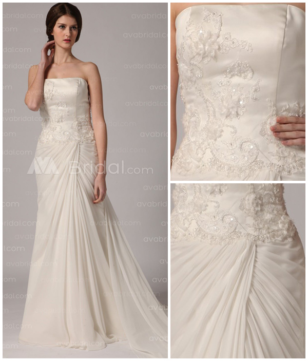 Beach Style Wedding Dress Yvonne