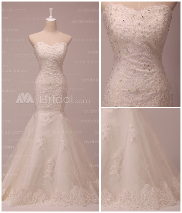Lace Wedding Dress Grace