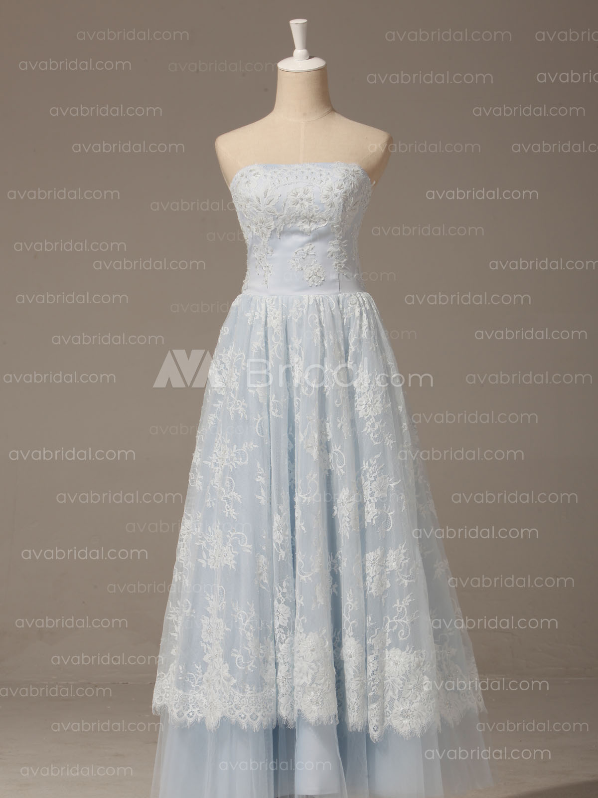 Alternative Wedding Dress - Berdine - Front