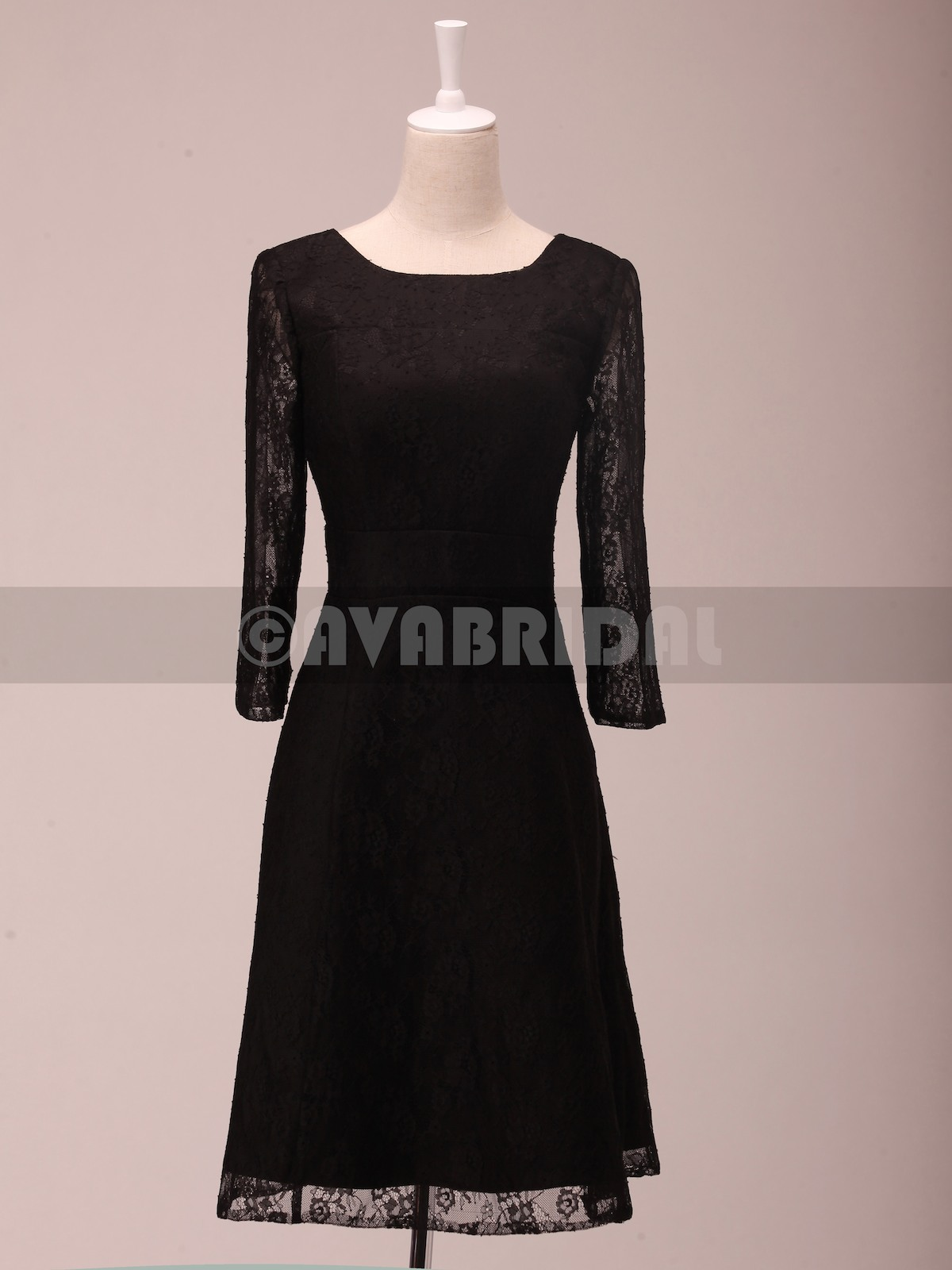Vintage Style Formal Dress B449-Front