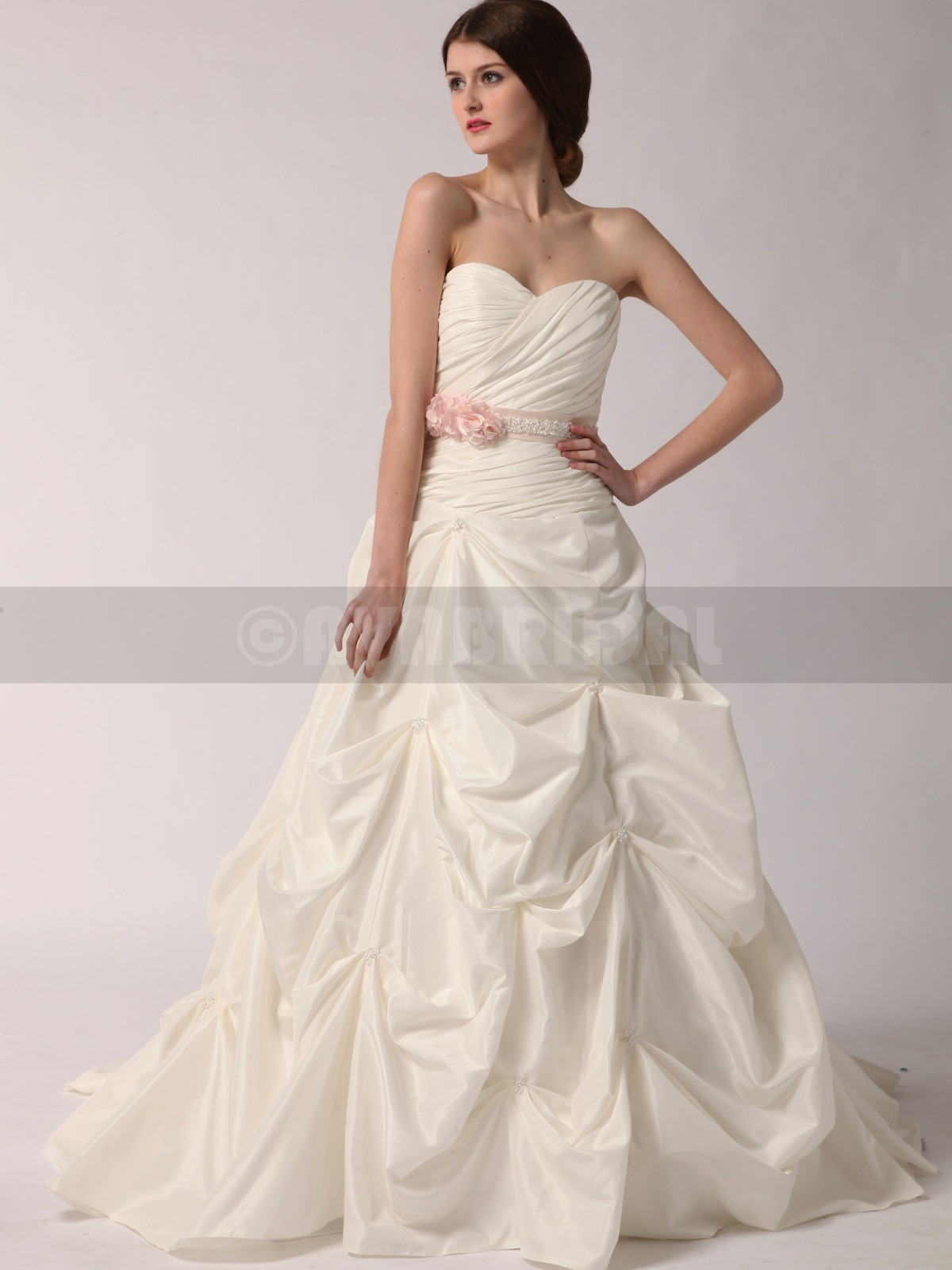 Modern Bridal Gown - Nina - Front
