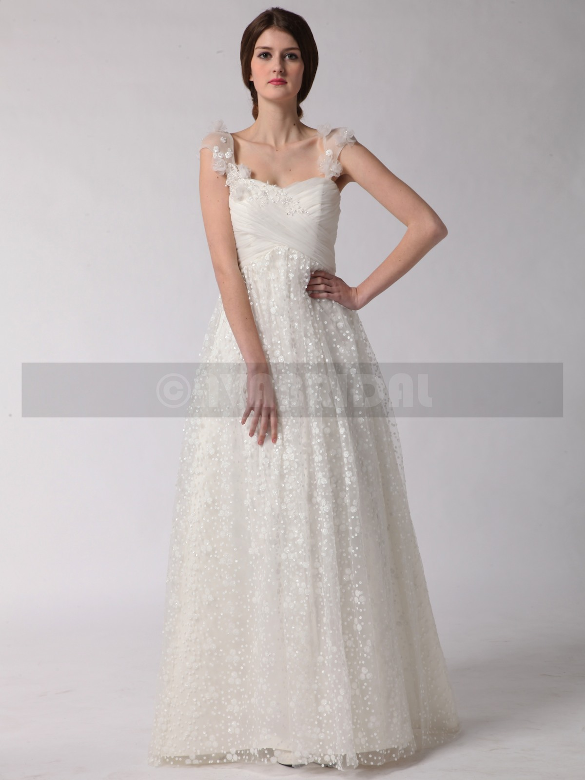 Lace Wedding Dress Rosemary Ava Bridal