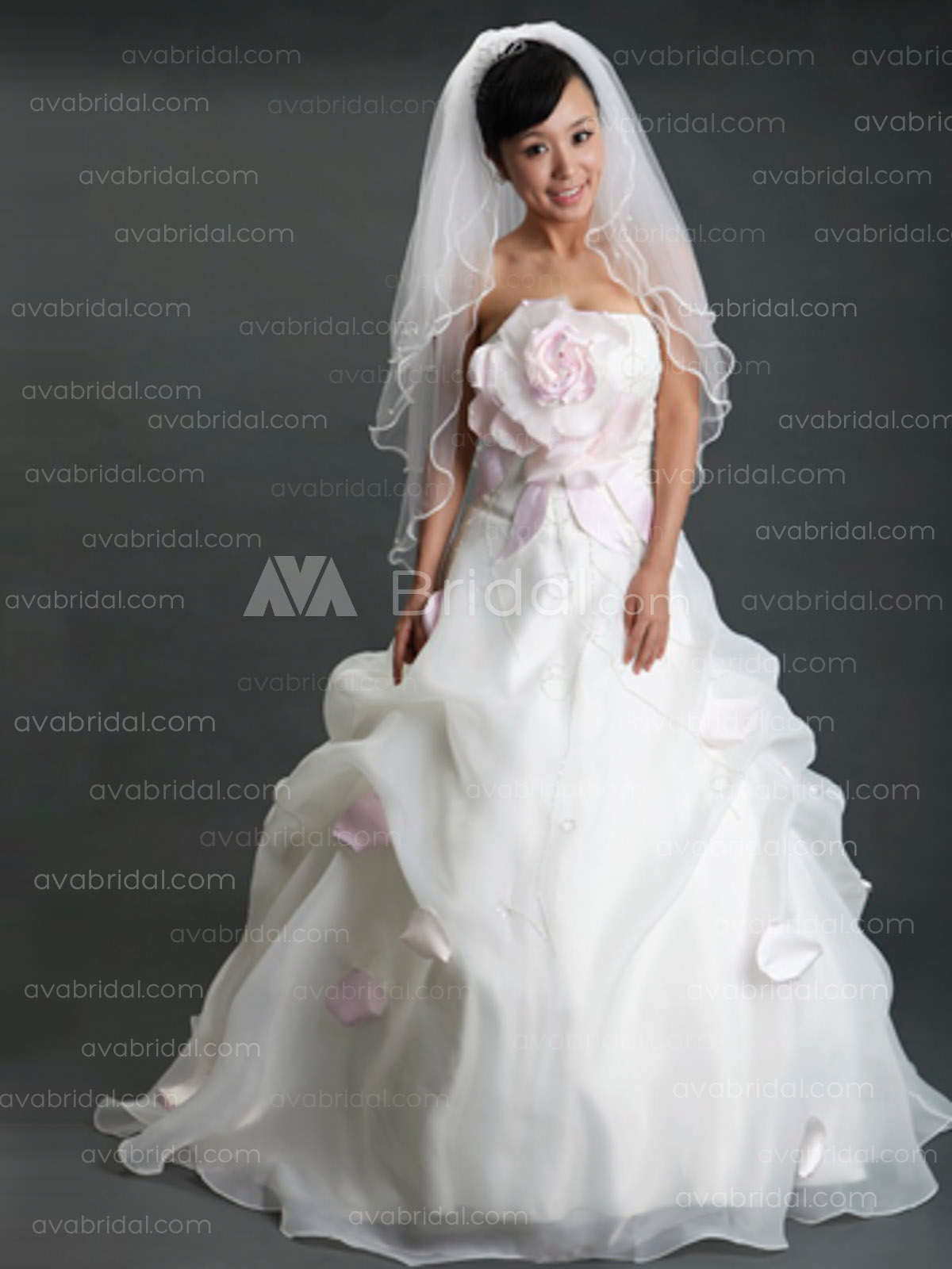 Alternative Ball Gown - Patsy - Front