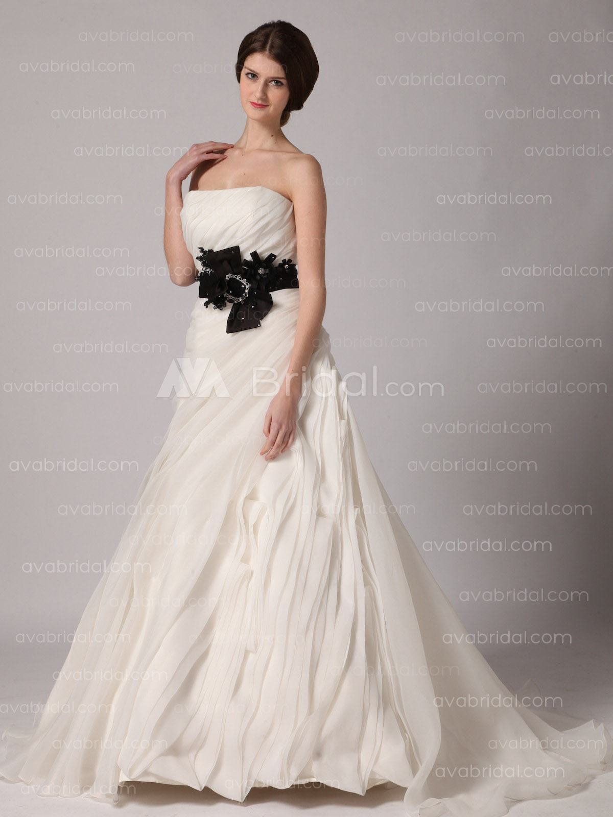 Alternative Wedding Dress - Ashlee - Front
