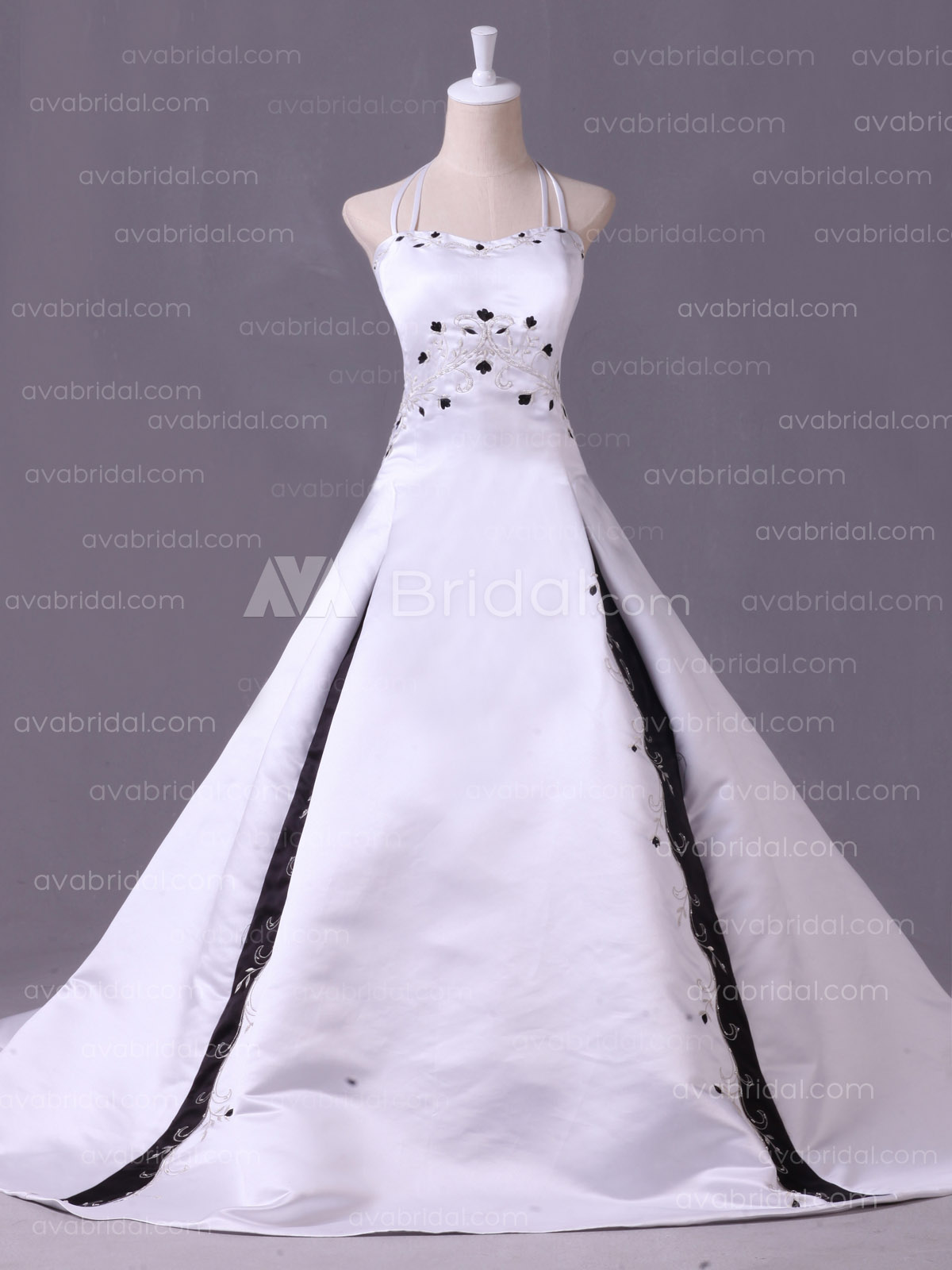 Alternative Wedding Dress - Joanne- Front