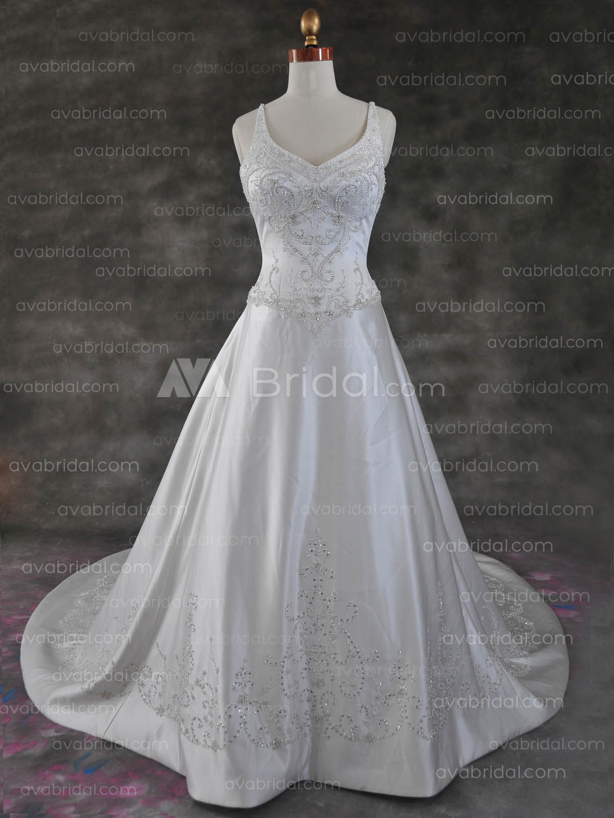 Wedding dresses by angelic cheap wedding dresses for Discount wedding dresses virginia