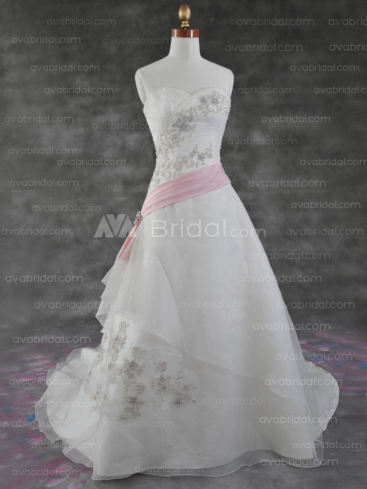 Alternative Bridal Gown - Betsy - Front