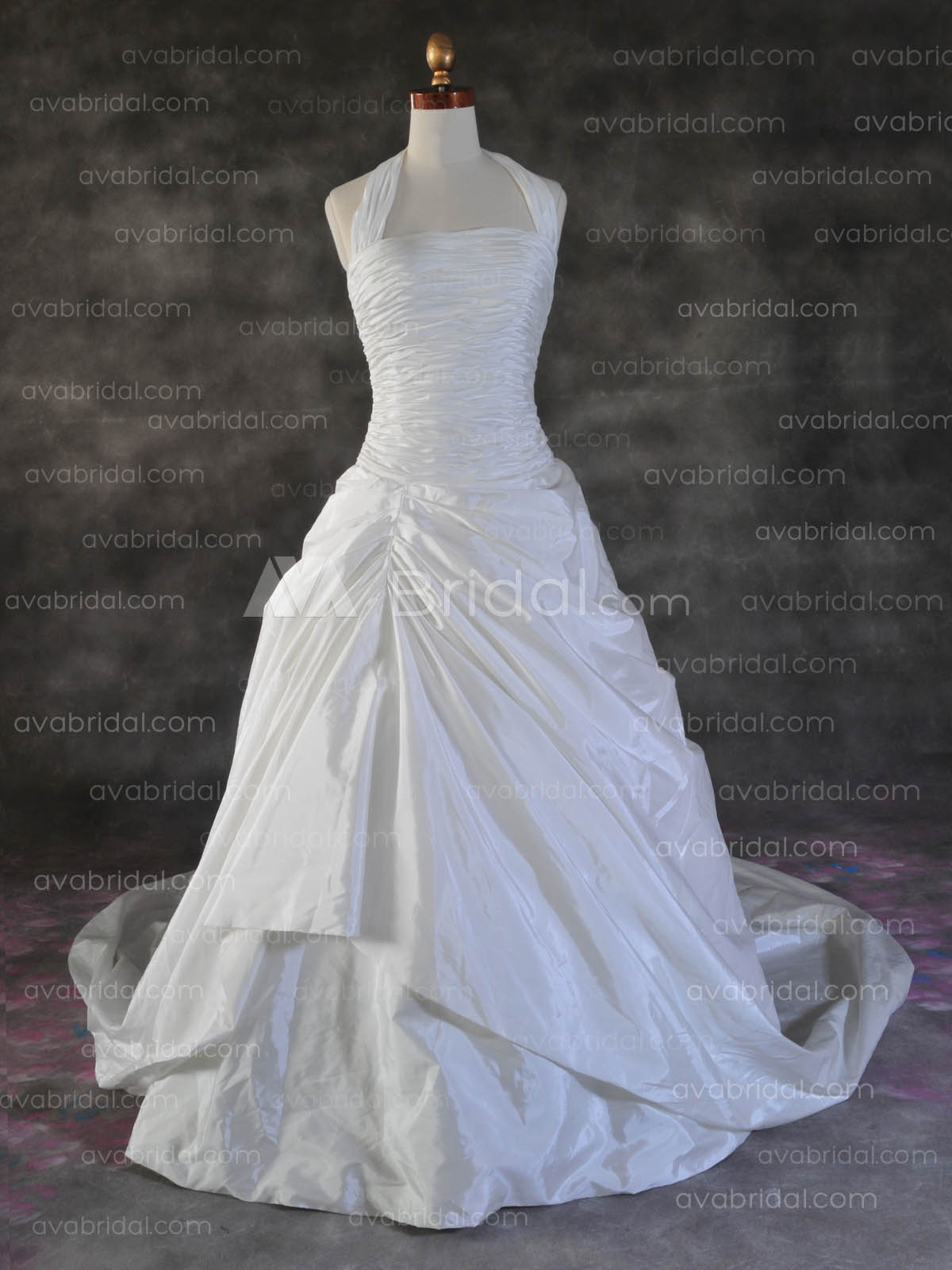 Simple Ball Gown - Teagan - Front