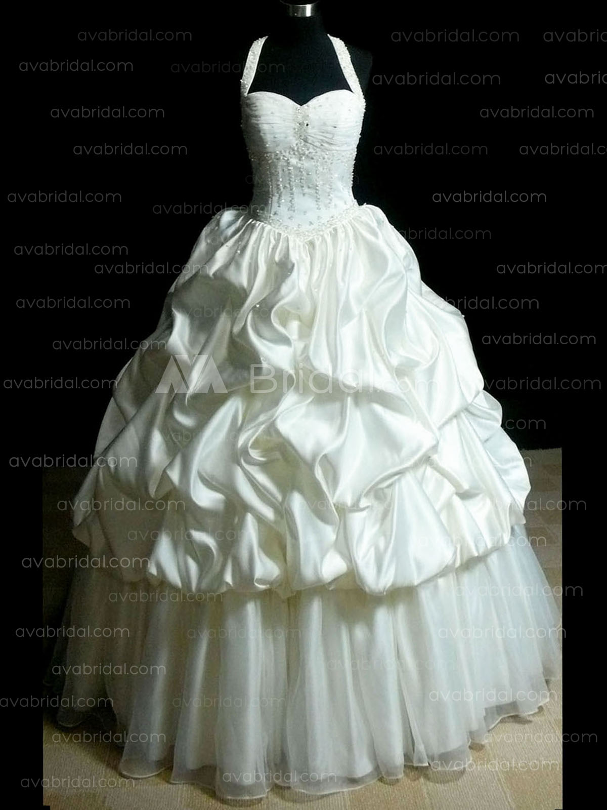 Unique Ball Gown - Matilyn - Front