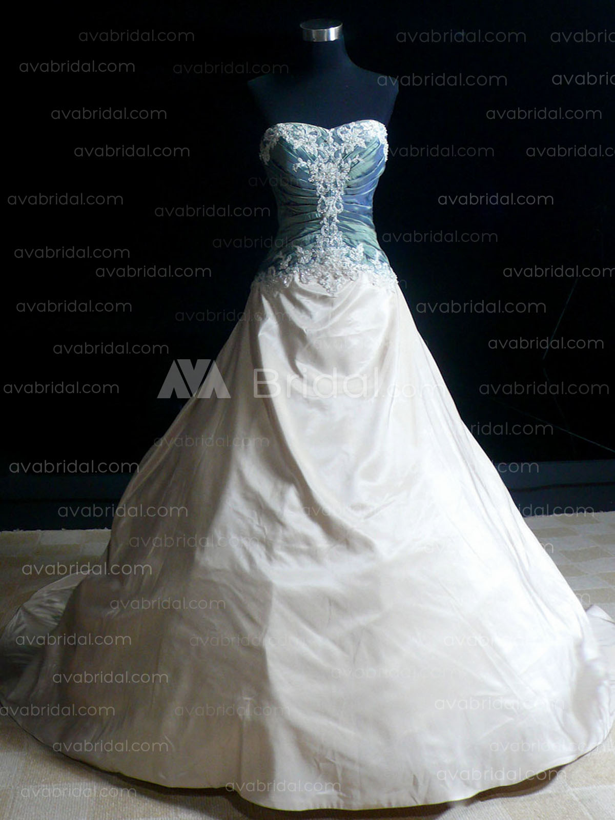 Alternative Ball Gown - Marybell - Front