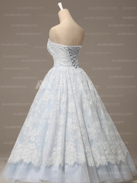 Alternative Wedding Dress - Bethel - Left