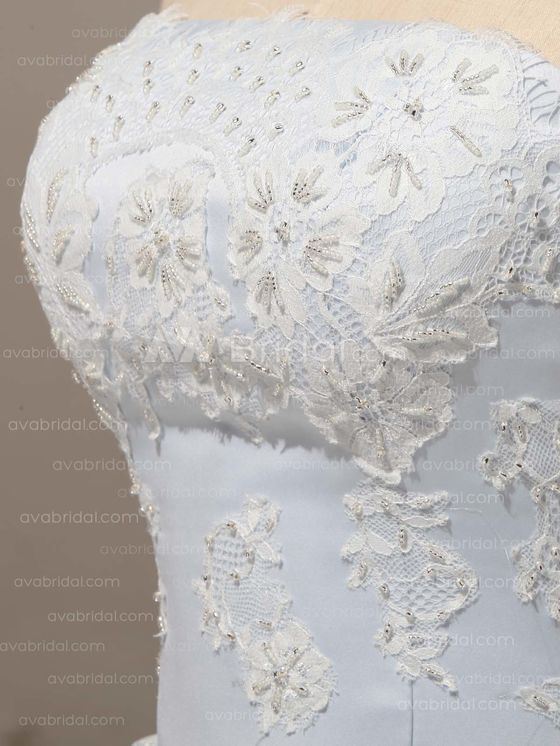 Alternative Wedding Dress -  Bethel - Embellishment
