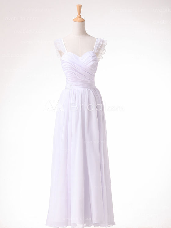 Beach Wedding Dress - Daryl - Front