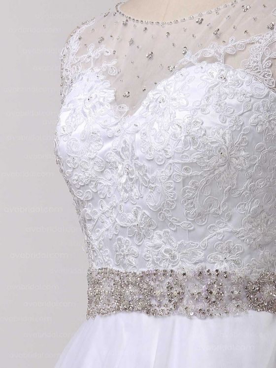 Gorgeous Vintage Wedding Dress – Abriana - Bodice