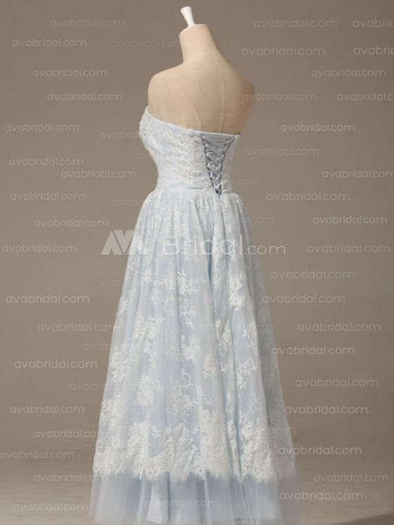 Alternative Wedding Dress - Berdine - Bethel - Left Side