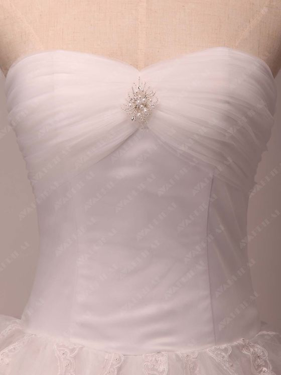 Princess Wedding Dress - Joanna  - Skirt