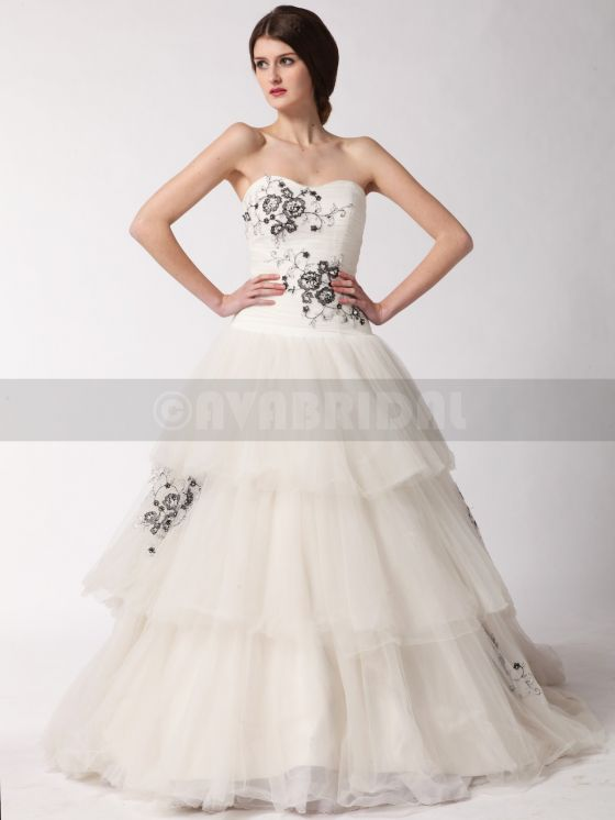 Alternative Wedding Dress - Alyssia - Front