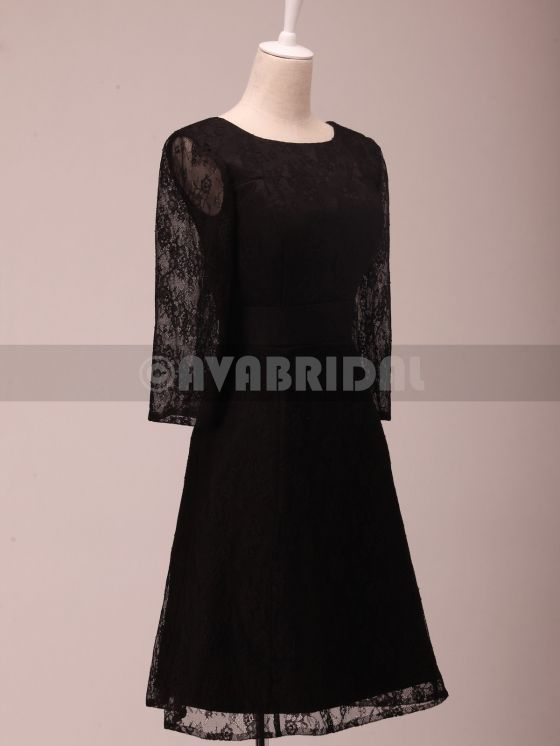 Vintage Style Formal Dress B449-Right Side