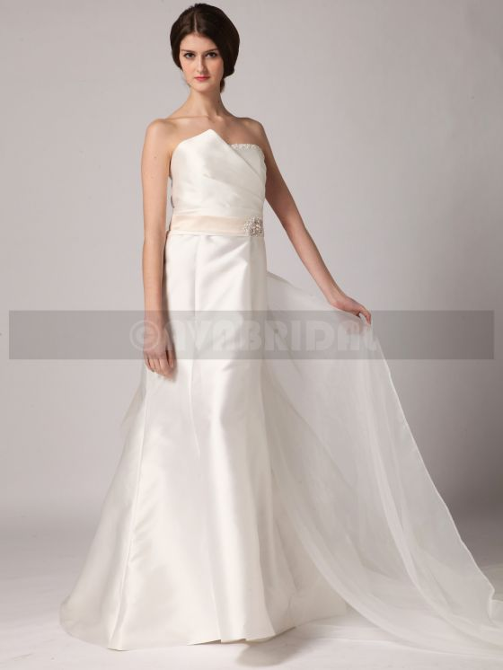 Non Traditional Wedding Dress - Shirley -Front 1