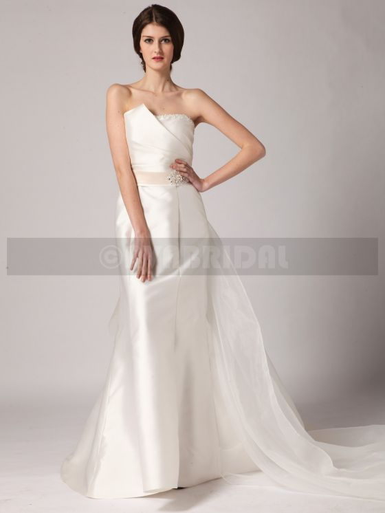 Non Traditional Wedding Dress - Shirley -Front 4