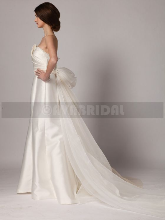 Non Traditional Wedding Dress - Shirley -Left
