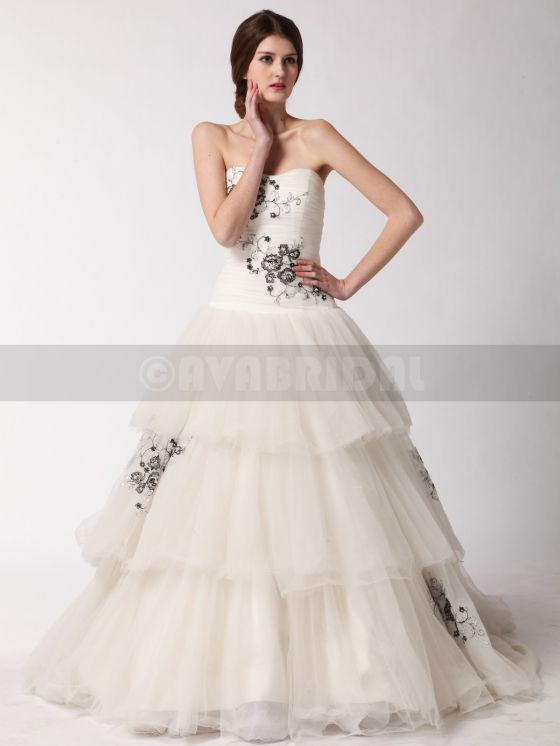 Alternative Wedding Dress- Alyssia- Skirt