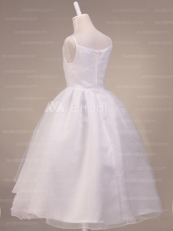 flower girl dress-left